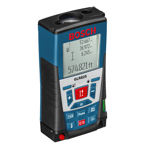 Bosch - GLR825 - Bosch GLR825 825-Feet Digital Laser Distance Range Meter Measure w/ Viewfinder