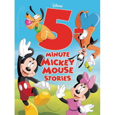 Readerlink Books 5 Minute Mickey Mouse - 5 Minute Halloween Ideas