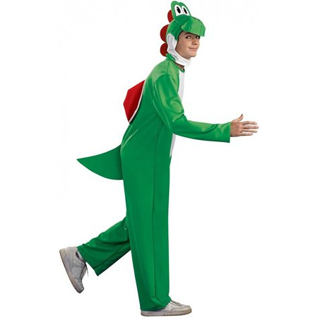 Super Mario Brothers Adult Costume - Standard - Brother And Brother Halloween Costumes