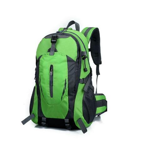 UBesGoo 35L Large Outdoor Sport Nylon Backpacks Women Men Waterproof Travel Backpack Mountaineering Hiking Climb Camp Bags Rucksack
