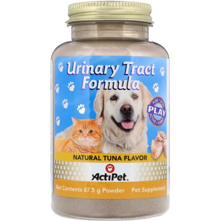 Actipet  Urinary Tract Formula  For Dogs   Cats  Natural Tuna Flavor  67 5