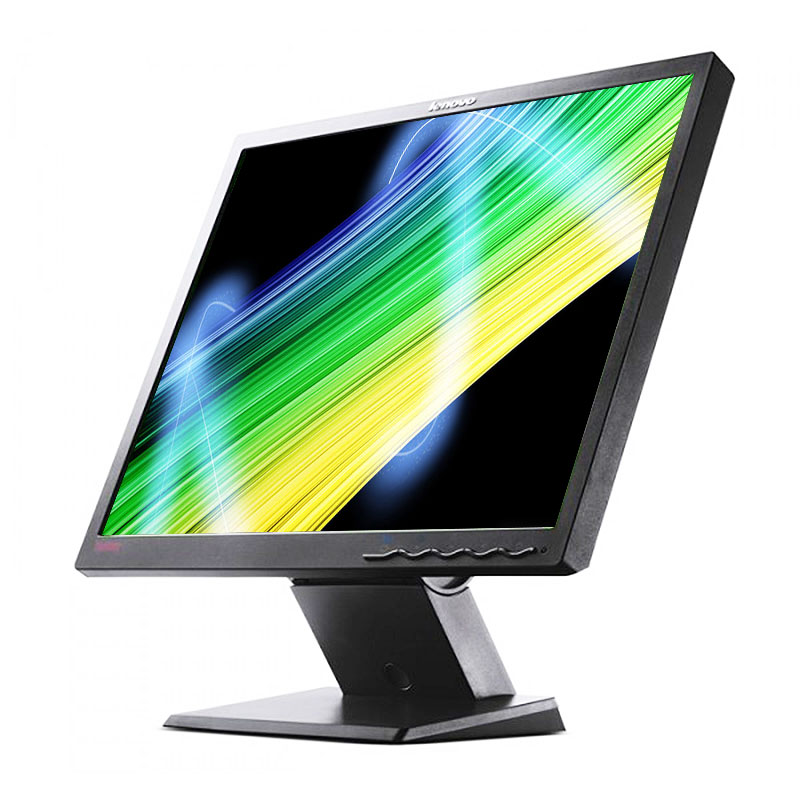 "Refurbished Lenovo LT1952PW 1440 x 900 Resolution 19"" WideScreen LCD Flat Panel Computer Monitor Display"