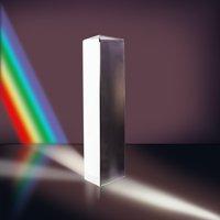 "Neewer 2.5""/6cm Optical Glass Triple Triangular Prism Physics"