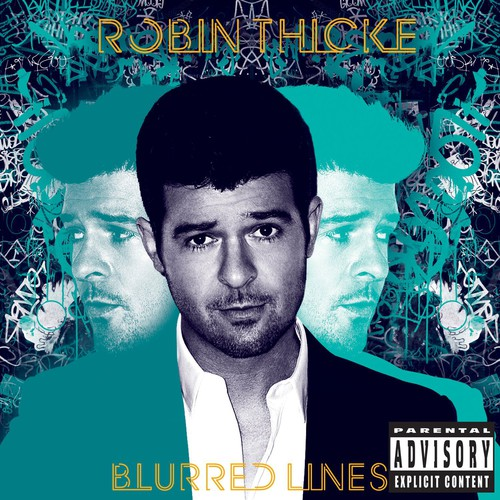 Robin Thicke - Blurred Lines-Deluxe Edition [CD]