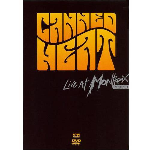 Canned Heat: Live At Montreux 1973 (Widescreen)