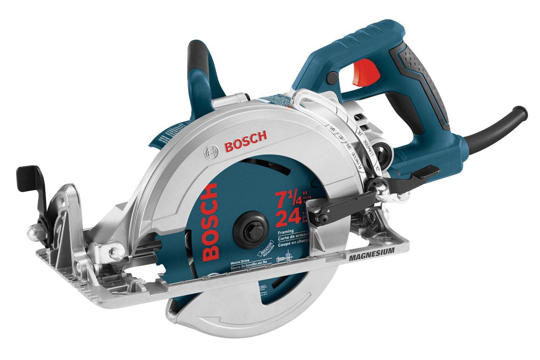 Bosch 7-1/4-Inch 15-Amp Circular Worm Drive Saw, CSW41