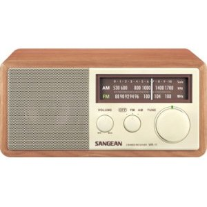 40Th Anniversary Edition Analog Am Fm Table Top Radio
