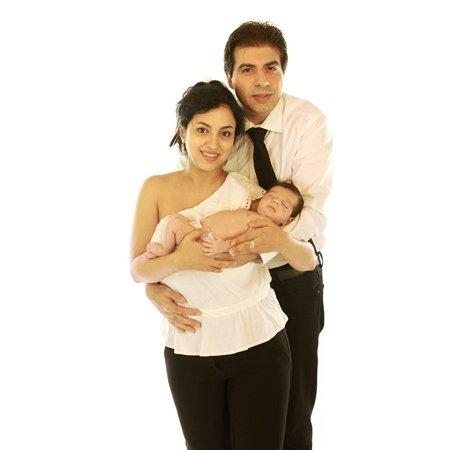Laminated Poster Boy Baby Infant Newborn Born Family Parent Poster Print 11 x 17](Infant Family Photo Ideas)