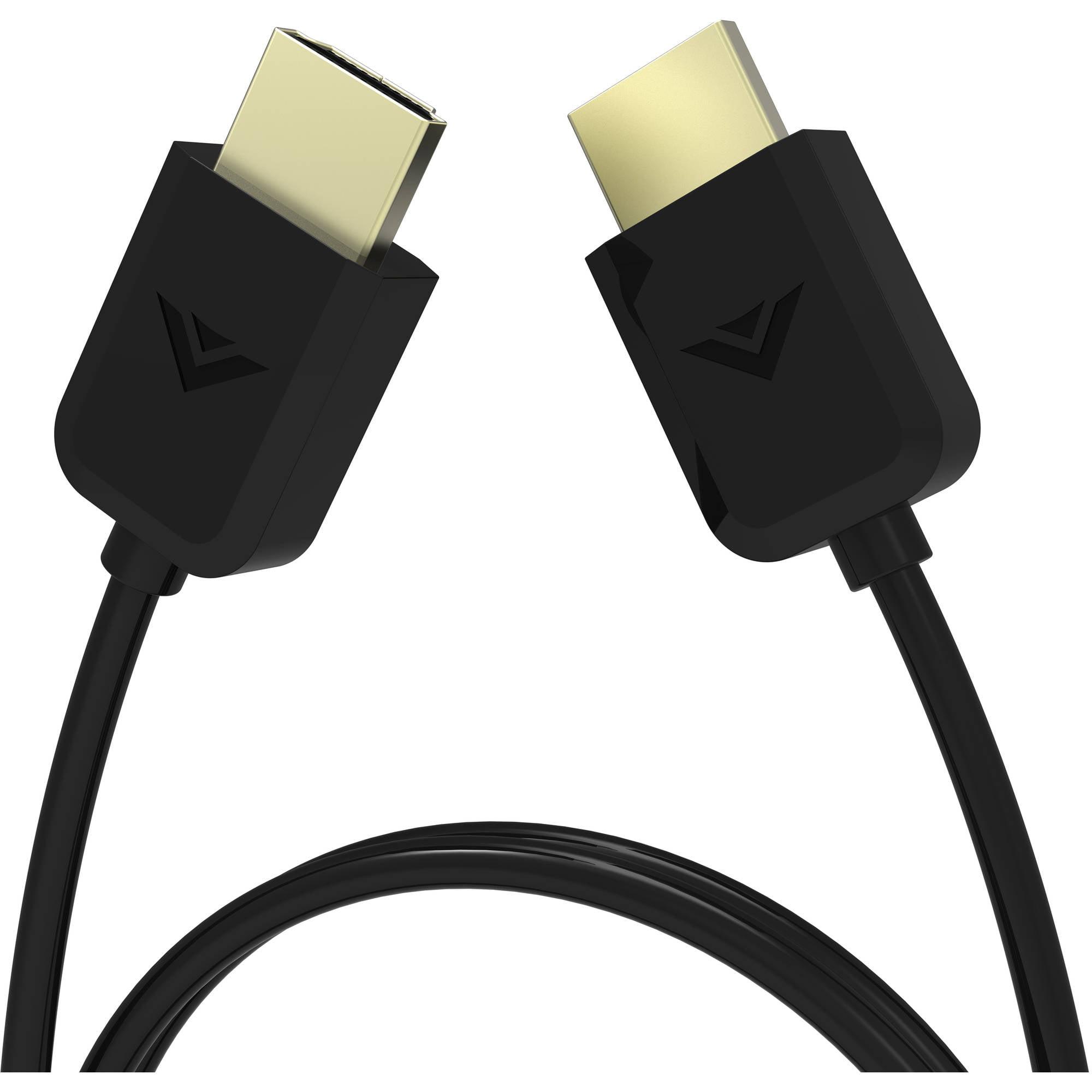 VIZIO Premium High-Speed HDMI Cable, 12\' - Walmart.com