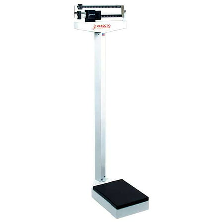 Detecto Physician Weigh Beam Scale 400 Lb Capacity