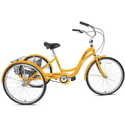 Kent Alameda Trike, Yellow