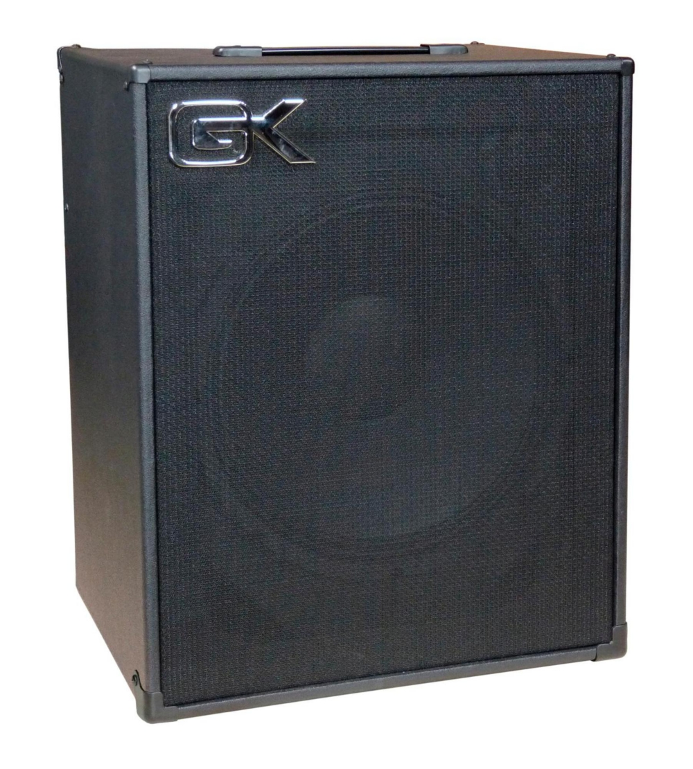 Gallien-Krueger MB115 1x15 200W Ultralight Bass Combo Amp with Tolex Covering by Gallien-Krueger