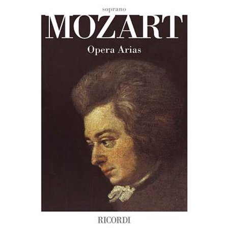 Mozart Opera Arias : Soprano