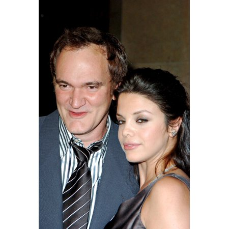 Quentin Tarantino Vanessa Ferlito In Attendance For Ace Eddie Awards From The American Cinema Editors Beverly Hilton International Ballroom Los Angeles Ca February 18 2007 Photo By Michael GermanaEver](Halloween Online Photo Editor)