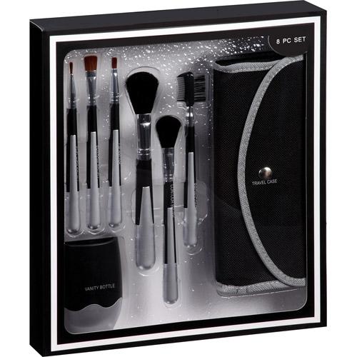 Makeup Brush Kit, 8 pc