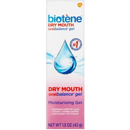 Toothette Mouth Moisturizer (6 Pack - Biotene Oralbalance Dry Mouth Moisturizer Gel 1.50)