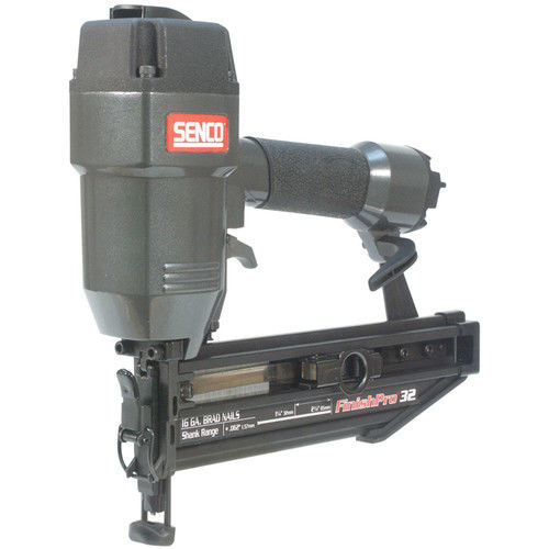 Senco 1X0201N Adh Air Finish Nailer, 1-1 4 to 2-1 2 In by Senco