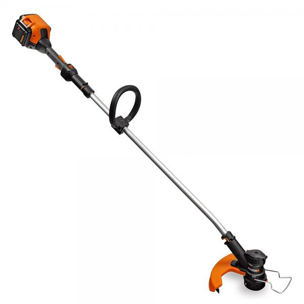 WORX WG168 40-volt Lithium Cordless Grass Trimmer and Edger by