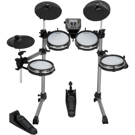 Simmons SD350 Electronic Drum Kit with Mesh Pads ()