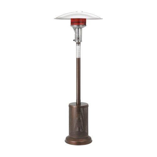 sunglo bronze portable patio heater walmart