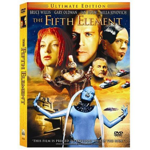 The Fifth Element (Ultimate Edition) (Widescreen)
