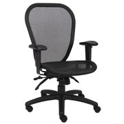 Boss Office & Home Black Multi-Function Chair