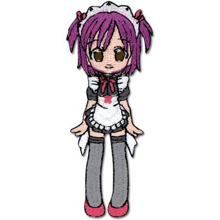Patch - Negima - New Chibi Makie Iron On Gifts Toys Anime Licensed ge7182 - image 1 de 1