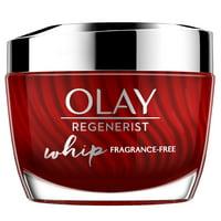 Olay Regenerist Whip Face Moisturizer Fragrance-Free 1.7 oz
