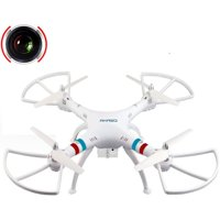 Akaso X8c 2.4ghz 4.5ch 6axis Gyro Rc Quadcopter W/ Hd Cam