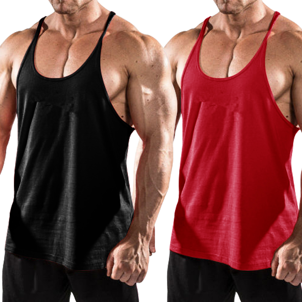 Unicorn Ideal Mens Tank Top Vest Shirts Singlet Muscle Sleeveless Underwaist for Basketball