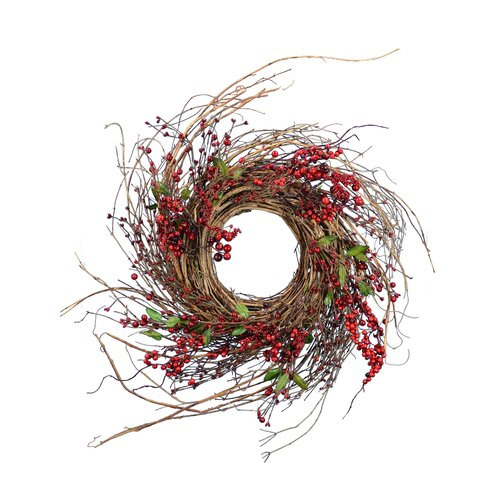 The Holiday Aisle Mixed Berry Wreath