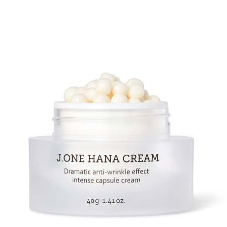 J.ONE Hana Cream Anti-Wrinkle Capsule Cream, 1.41