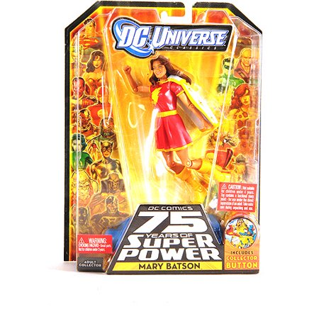 DC Universe Classics Action Figure, Mary Batson