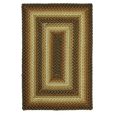 Homespice Decor San Antonio Braided Rug