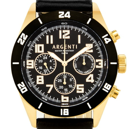 Argenti argenti damar men 39 s master calendar multi function watch strong luminescence genuine for Luminescence watches