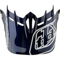 Troy Lee Designs Adult D2 Visor Fusion Off-Road BMX Cycling Helmet Accessories