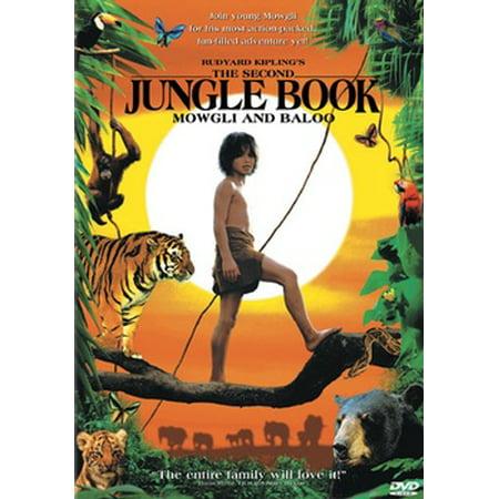 Rudyard Kipling's The Second Jungle Book: Mowgli And Baloo (DVD)