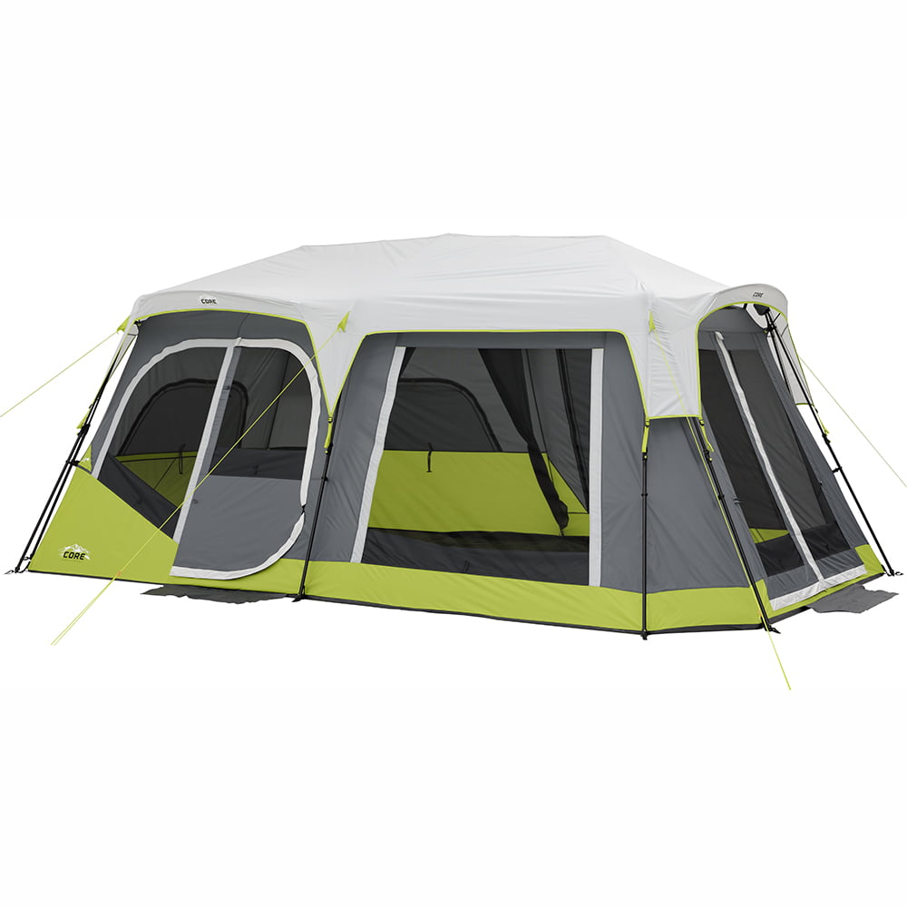 Core Equipment 18' x 10' Instant Cabin Tent, Sleeps 12 by Elevate LLC