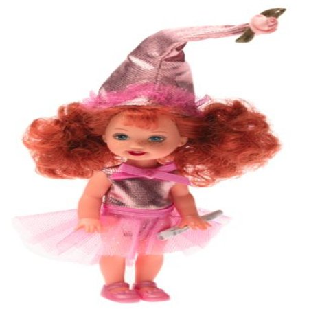Kelly as Lullaby Munchkin The Wizard of Oz Barbie (Munchkin Hung Himself In The Wizard Of Oz)