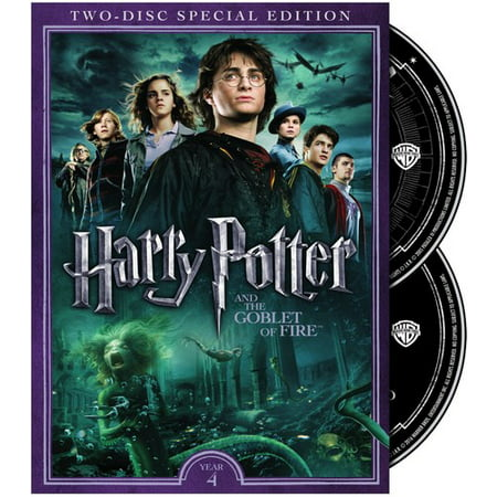 Harry Potter and the Goblet of Fire (DVD) (Harry Potter And The Goblet Of Fire Music)