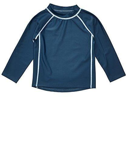 12 Months-5 Toddler 50 Kids /& Toddler Swim Shirt Leveret Long Sleeve Baby Boys Girls Rash Guard Sun Protected UPF