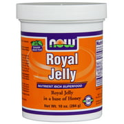 NOW Foods Royal Jelly Nutrient Rich Superfood, 10 Oz