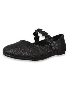Nina Girls' Toni Mary Jane Shoes (Sizes 6 - 12)