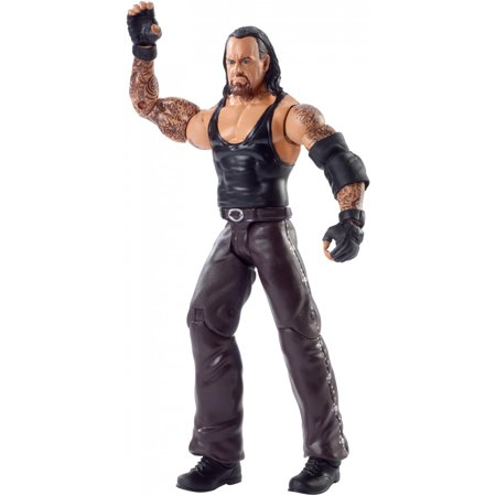 WWE Wrestling Undertaker Action Figure Superstar Scale 6