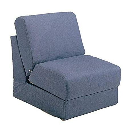 Fun Furnishings Teen Chair Denim - image 1 of 1