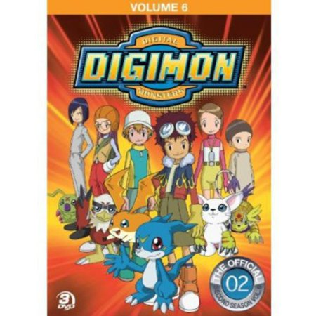 Digimon Adventure: The Official Second Season - Volume 6