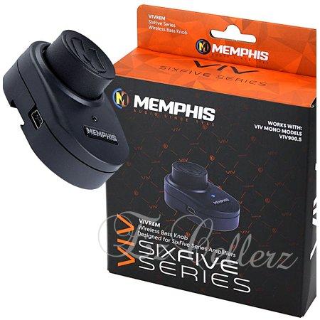 Aguilar Bass Amps - Memphis Audio VIVREM SIX FIVE Series Wireless Remote Bass Knob Amp