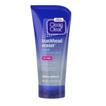 Facial Cleanser: Clean & Clear Blackhead Eraser Scrub