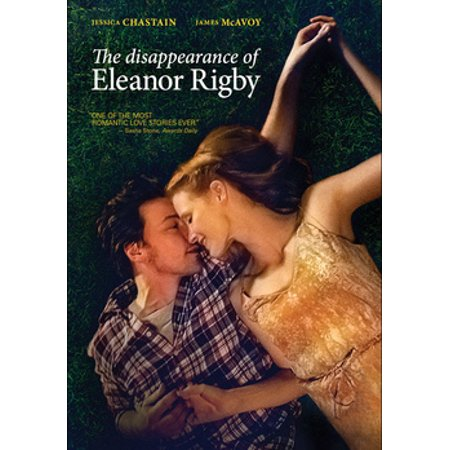 The Disappearance of Eleanor Rigby (DVD) (Jessica Chastain The Disappearance Of Eleanor Rigby)