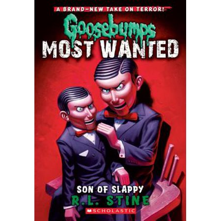 Goosebumps Most Wanted #2: Son of Slappy - eBook